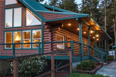 Coupeville Single Family Home For Sale: 155 E Squire Rd