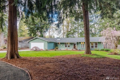 Olympia Single Family Home For Sale: 5048 Donnelly Dr SE
