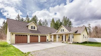 Yelm Single Family Home Pending: 13845 Mountain Vista Dr SE