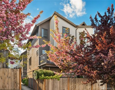 Seattle Single Family Home For Sale: 3473 21st Ave W