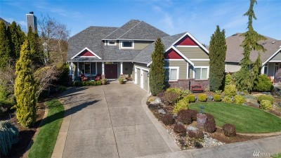 Puyallup Single Family Home For Sale: 1016 23rd St SW