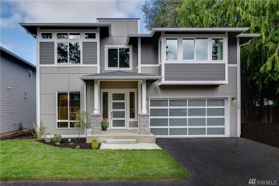 Shoreline Single Family Home For Sale: 135 NW 185th St