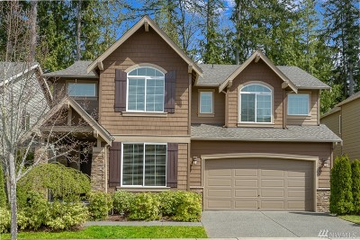 Redmond Single Family Home For Sale: 10662 243rd Ave NE