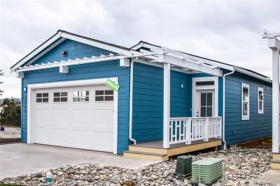 Bellingham Single Family Home Pending Inspection: 4720 Spring Brook St