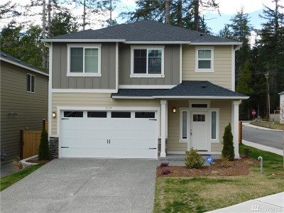 Silverdale Single Family Home Pending: 5119 NW Bear Paw Ct