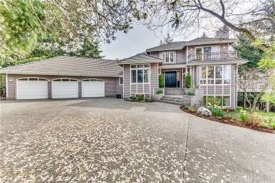 Gig Harbor Single Family Home For Sale: 10105 51st St NW