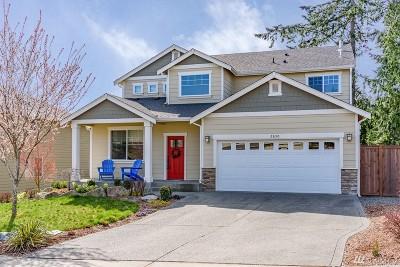 Poulsbo Single Family Home Pending: 2650 NE Noll Valley Lp