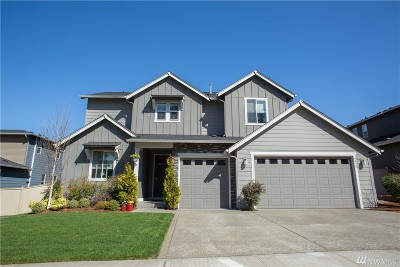 Lacey Single Family Home For Sale: 4410 Campus Dr NE