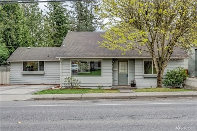 Lynden Single Family Home For Sale: 825 Main St