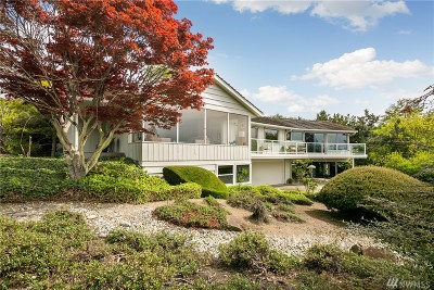 Shoreline Single Family Home For Sale: 18424 16th Ave NW