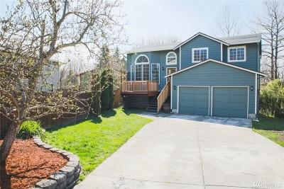 Lake Stevens Single Family Home For Sale: 8322 15th Place NE