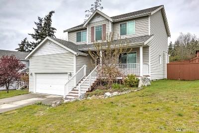 Oak Harbor WA Single Family Home For Sale: $325,000