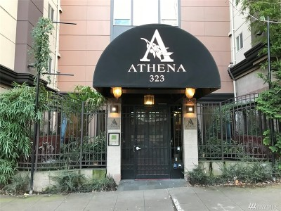 Condo/Townhouse For Sale: 323 Queen Anne Ave N #416