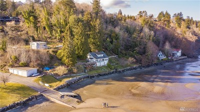 Gig Harbor Single Family Home For Sale: 1207 NW Beach Lane