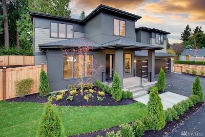 Kirkland Single Family Home For Sale: 11505 NE 100th St