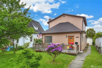 Bellingham Single Family Home For Sale: 2533 King St