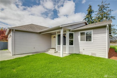 Mount Vernon Single Family Home For Sale: 2408 Jillian Ct