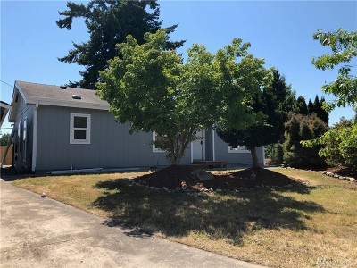 Bremerton Single Family Home For Sale: 345 Hill Ct