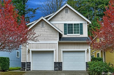 Bothell Condo/Townhouse For Sale: 17115 3rd Place W