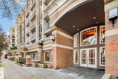 Condo/Townhouse For Sale: 1545 NW 57th St #511
