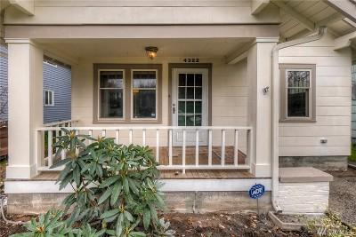 Tacoma WA Single Family Home For Sale: $279,999