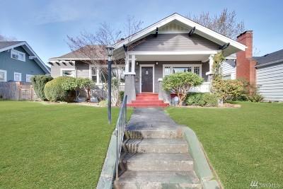Tacoma WA Single Family Home For Sale: $585,000
