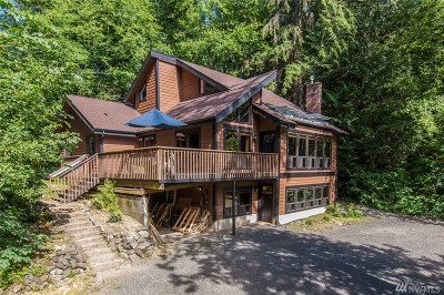 Poulsbo Single Family Home For Sale: 4860 NE Rova Rd