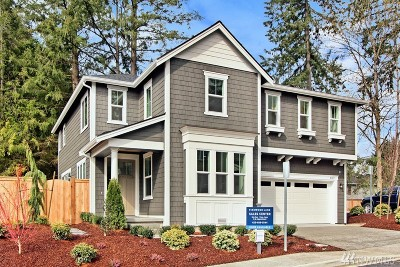 Sammamish Single Family Home For Sale: 4182 Issaquah-Pine Lake (Lot 6) Rd SE