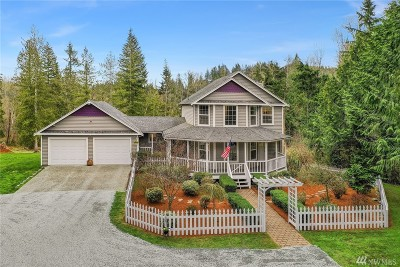 Snohomish Single Family Home For Sale: 1717 149th Ave SE