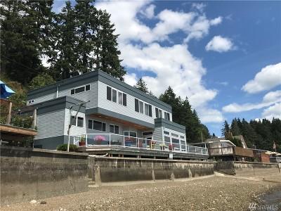 Single Family Home For Sale: 17151 NE North Shore Rd