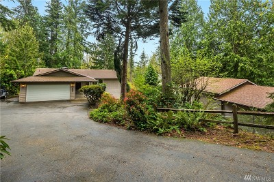 Issaquah Single Family Home For Sale: 25641 SE 154th St