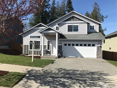 Stanwood Single Family Home For Sale: 28408 75th Dr NW