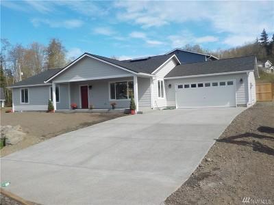 Hansville Single Family Home Pending: 38300 Buck Rd NE