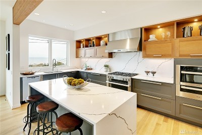 Seattle Single Family Home For Sale: 6126 37th Ave NW