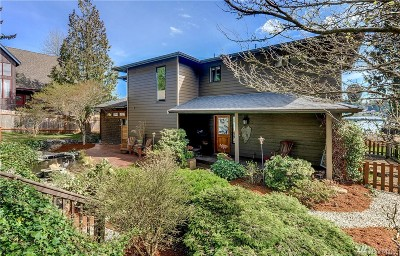 Stanwood Single Family Home For Sale: 14505 56th Ave NW