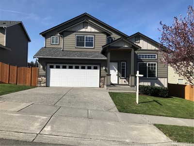 Stanwood Single Family Home For Sale: 28618 75th Dr NW
