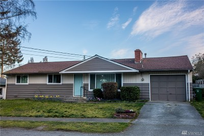 Oak Harbor Single Family Home Pending: 1680 NE 7th Ct