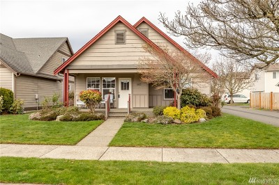 Lynden Single Family Home For Sale: 1183 Elm St