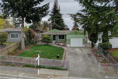 Tacoma WA Single Family Home For Sale: $315,000