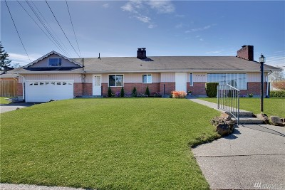 Tacoma WA Single Family Home For Sale: $399,000