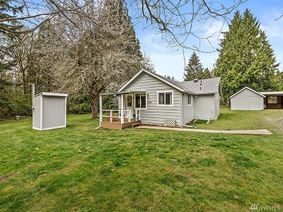 Poulsbo Single Family Home Pending: 2344 NW Sherman Hill Rd