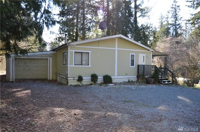 Stanwood Single Family Home For Sale: 14733 E Lake Goodwin Rd