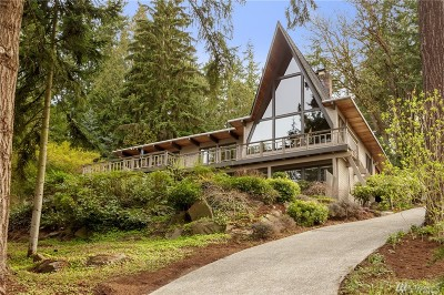 Kirkland Single Family Home For Sale: 11648 72nd Place NE