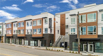Condo/Townhouse For Sale: 7514 15th Ave NW #C