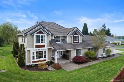 Puyallup Single Family Home For Sale: 2212 Tacoma Road