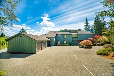 Puyallup Single Family Home For Sale: 14707 136th Ave E