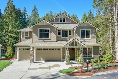 Sammamish Single Family Home For Sale: 24035 NE 14th St