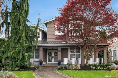 Kirkland Single Family Home For Sale: 615 17th Ave W