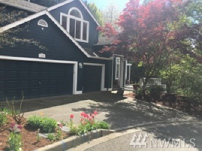 Kirkland Single Family Home For Sale: 11021 NE 96th St