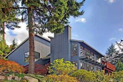 Bellevue Single Family Home For Sale: 13715 SE 43rd St